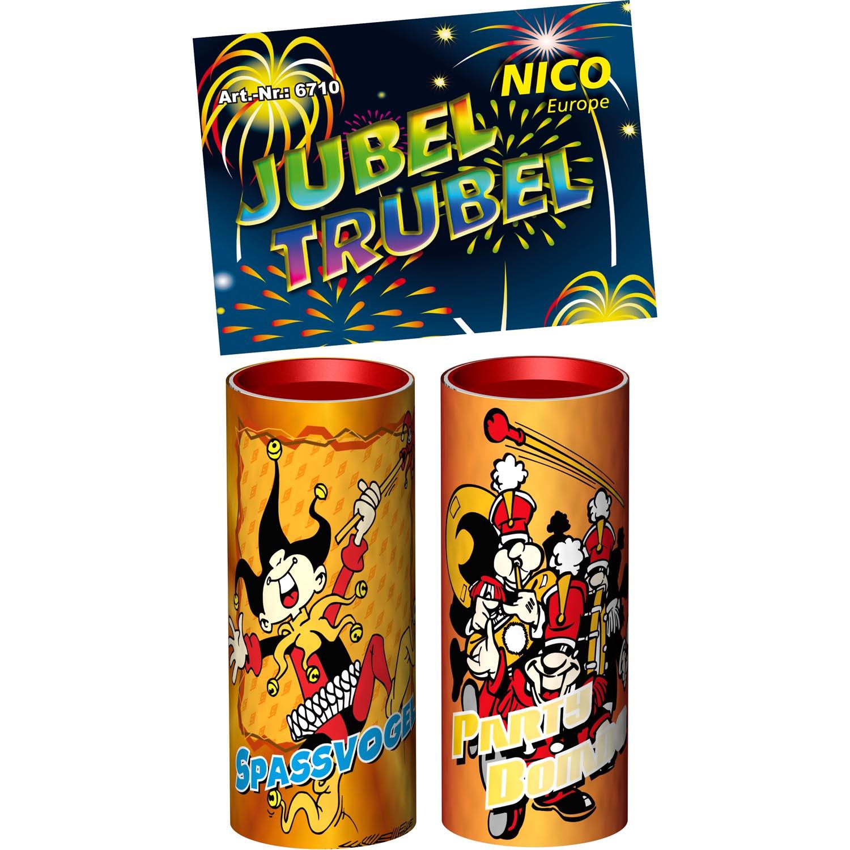 Jubel Trubel, 2er-Btl.