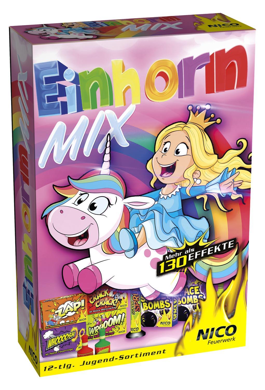 Einhorn Mix, Jugend-Sortiment