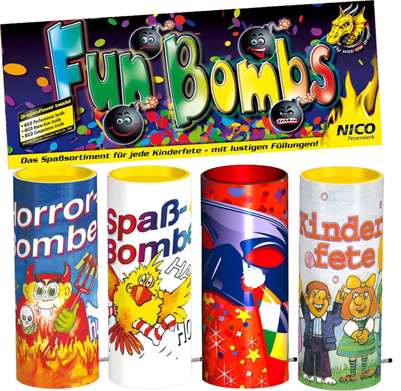 Fun Bombs, 4er-Beutel
